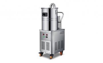 充电式工业吸尘器
