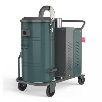EC-80L三相单桶工业吸尘器