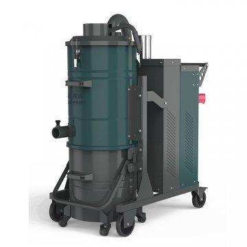 HC-100L三相大型工业吸尘器