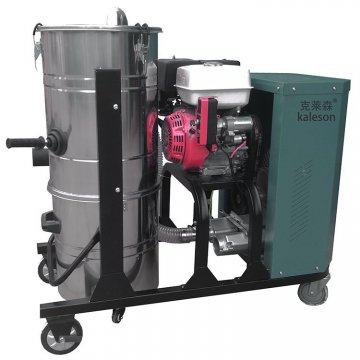 HQ-100L户外燃油工业吸尘器