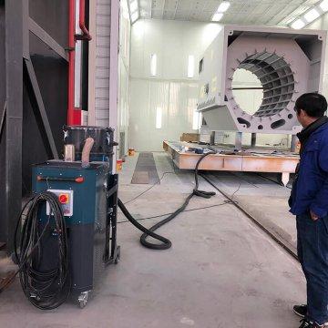 工业吸尘器温度过高怎么办?