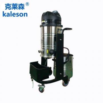 工厂车间内工业吸尘器可以采用移动式